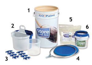 Rutolan Go! Paint Store And Go #3